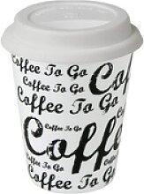 Könitz Coffee-to-go-Becher Becher mit Deckel,