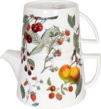 Könitz Kanne Tea for me - Fruits (Set, 1-tlg.)