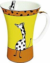 Könitz Mega Mug Tiergeschichten - Giraffe