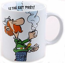 Könitz Tasse - Becher - Asterix Le thé est prê