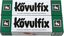 Koevulfix Rekord 90 g, 2 Tuben Kontakt Klebeband