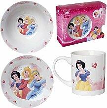 Koffer Set Frühstück Prinzessinnen