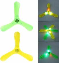 Kofun Boomerang Leuchtende Fliegende Spielzeug