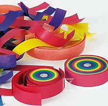 Kogler Konfetti-Frisbee in Beutel, Karton, Papier,