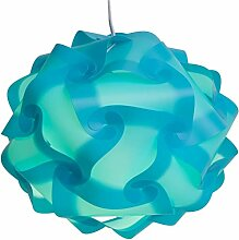 Kohyum DIY Puzzle Lampe Deckenlampe -