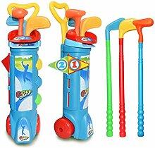Kohyum Kids Toy Golf Set Plastik Golfschläger