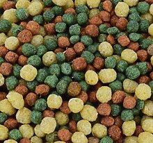 Koifutter Teichfutter Pellets Gartenteich Fischfutter Basic PRO 5 mm Pellet (25 Kg)