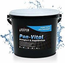 KOIPON Pon-Vital 2,5 kg, Die 100% biologische