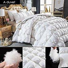 KOKIN Bettwäsche-Set Bettdecke mit Quetschfalten