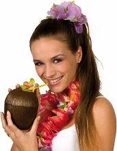 Kokosnuss Becher Hawaii
