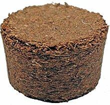 Kokosquelltabletten ca. Ø 22 mm, 1008 Stück