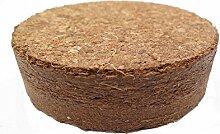 Kokosquelltabletten ca. Ø 60 mm, 50 Stück (Preis