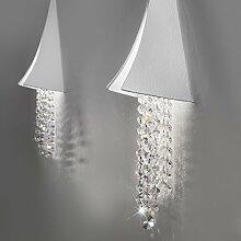Kolarz Klassische LED Wandleuchte (Klassisch,