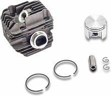 Kolben + Zylinder Kettensäge Motorsäge Säge 40mm