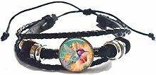 Kolibri Armband Kolibri-Armreif Vogel Schmuck Glas