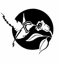 Kolibri Wandaufkleber Für Kinderzimmer Wanddekor