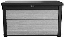 Koll Living Garden Aufbewahrungsbox, 380L, grau -