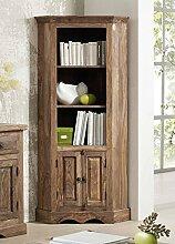 Kolonialart Massivholz Möbel Palisander grau Regal Sheesham geölt massiv Möbel Robin #13
