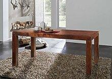Kolonialstil Esstisch 240x100 Akazie massiv Holz