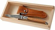 Kom Amsterdam Taschenmesser, Holz
