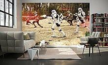 Komar 011-DVD2 Vlies Fototapete Star Wars Imperial