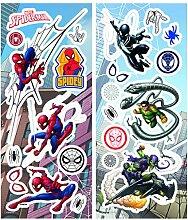 Komar - Disney - Deco-Sticker SPIDER-MAN - 14 x 33