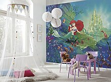 Komar - Disney - Fototapete ARIELS CASTLE -