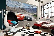 Komar - Disney - Fototapete CARS 3 CURVE - 368 x