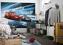 Komar - Disney - Fototapete CARS 3 STIMULATION -