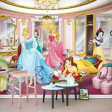 Komar Disney Fototapete | Disney Princess Mirror |