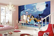 Komar Disney Fototapete Waiting for Aladdin  