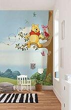 Komar Disney Fototapete Winnie Pooh Tree |
