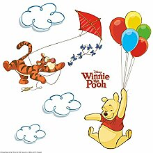 Komar - Disney - Window-Sticker WINNIE POOH - 31 x