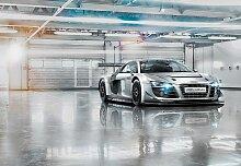 Komar Fototapete Audi R8 Le Mans,