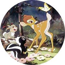 Komar Fototapete Bambi Butterfly,