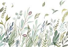 Komar Fototapete Breeze, bedruckt-floral-botanisch