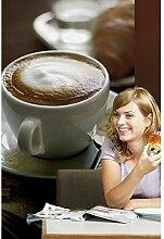 Komar Fototapete Cafe
