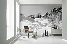 Komar - Fototapete ICEFIELDS - 368 x 254 cm -