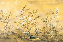 Komar Fototapete Mandarin, bedruckt-floral B/L: