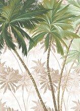 Komar Fototapete Palmera, floral-Wald-natürlich