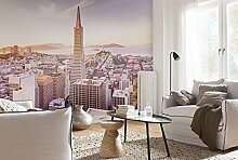 Komar - Fototapete SAN FRANCISCO MORNING -