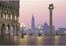 Komar FOTOTAPETE San Marco , Mehrfarbig , Papier ,