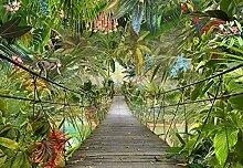Komar Fototapete WILD Bridge - 368 x 254 cm -