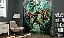 Komar - Marvel -  Vlies Fototapete BLACK PANTHER