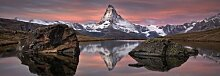 Komar Matterhorn Photo Mural - 368 x 127cm