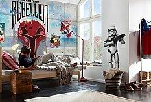 Komar Mural - Star Wars - Rebels
