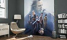 Komar - Star Wars - Vlies Fototapete LAST HOPE -