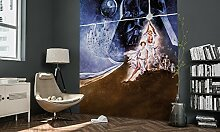 Komar - Star Wars - Vlies Fototapete POSTER