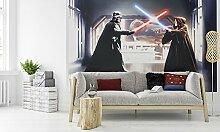 Komar - Star Wars - Vlies Fototapete VADER VS.
