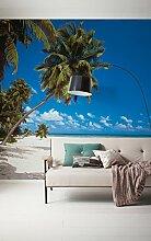 Komar - Vlies Fototapete MALDIVES - 300 x 250 cm -